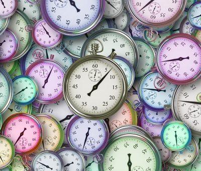 Bien gérer votre temps
