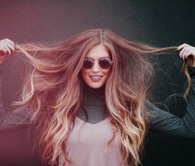Des cheveux sains et bien entretenus