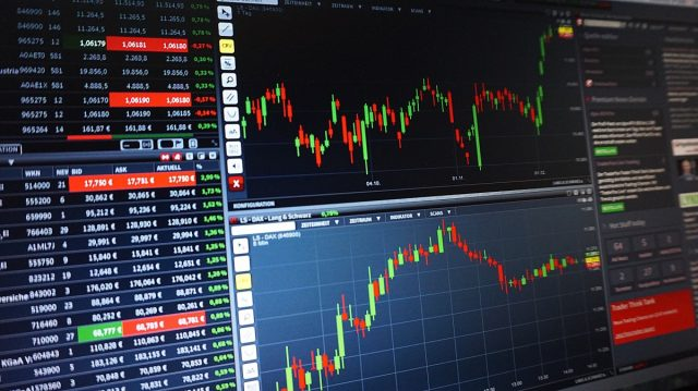 courbe de trading