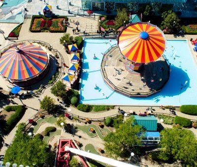 À la découverte des parcs d'attractions les plus extravagants du monde